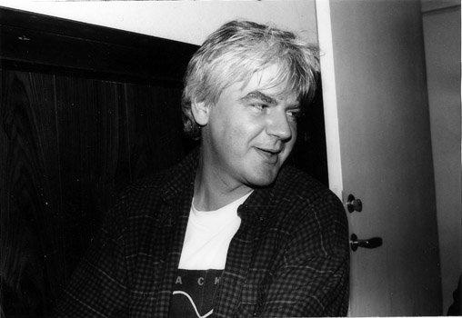 Den fina bilden på Ulf Carlsten tagen av Göran Johansson har jag lånat från rackis.se. Jag hoppas Göran förlåter mig.